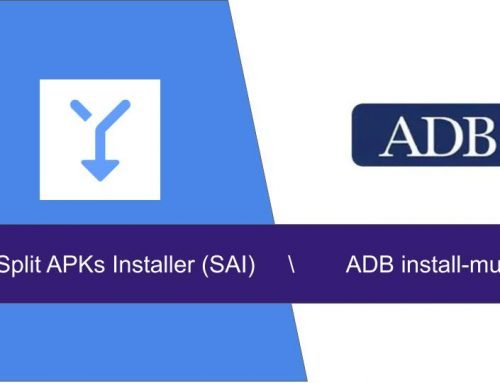 如何備份與安裝 Android Split APKs 應用程式套件